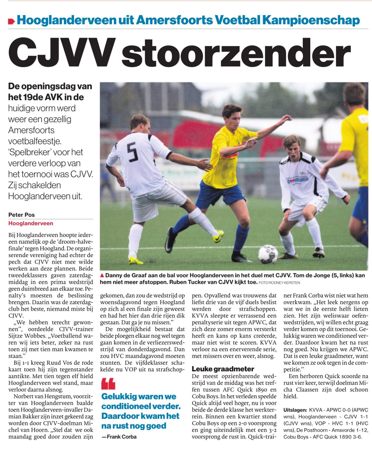 AD_21-08_Hooglanderveen uit Amersfoorts Voetbalkampioenschap_artikel